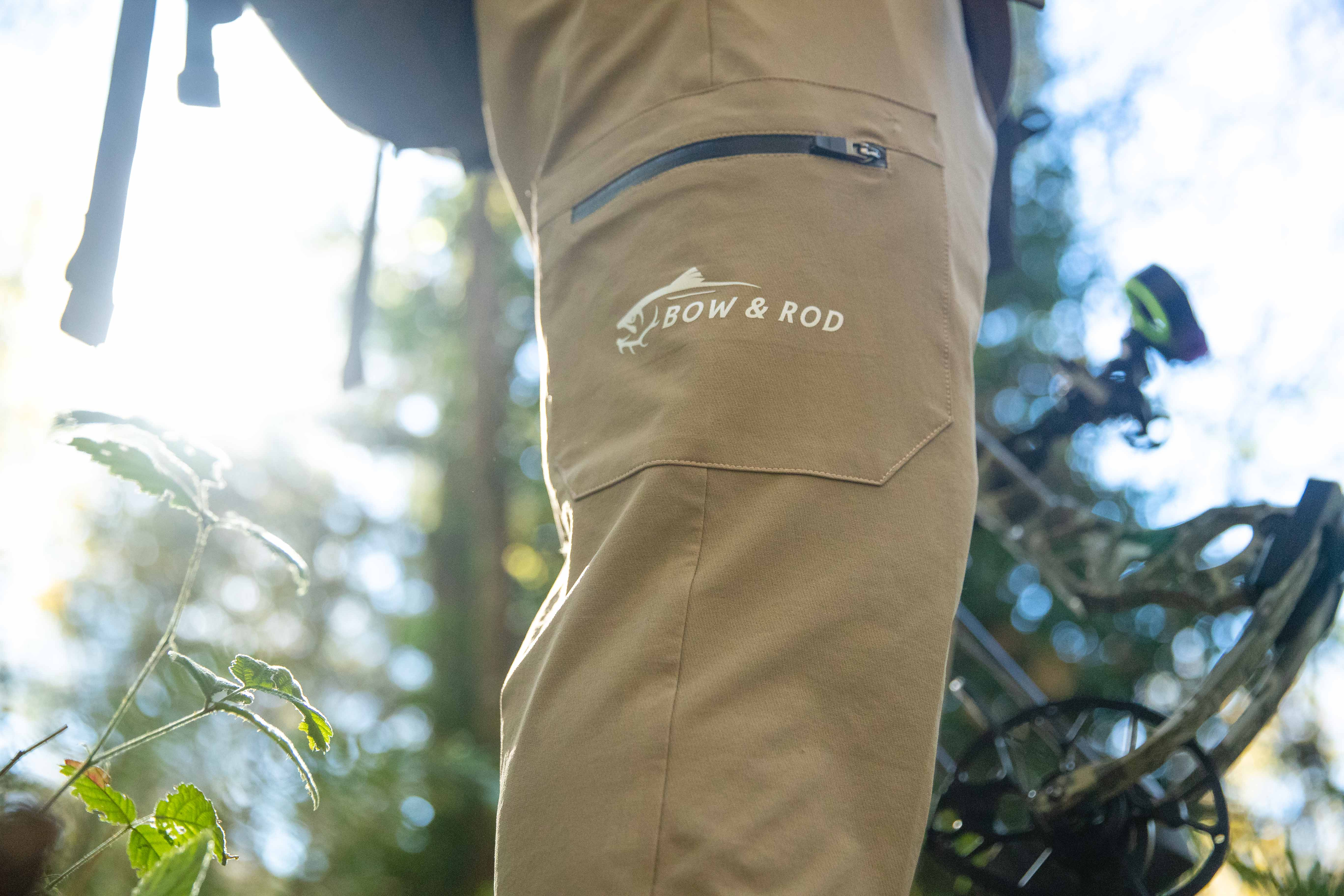 Outdoor lifestyle Commercial photography of Bow and Rod
